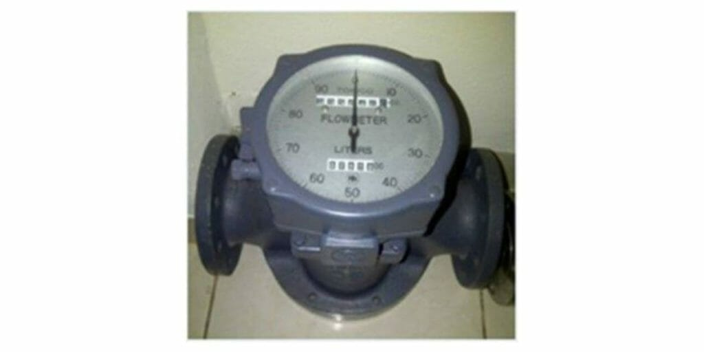 Kegunaan Flow Meter