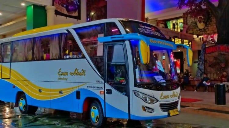 Sewa Bus Dari Jakarta Ke Solo